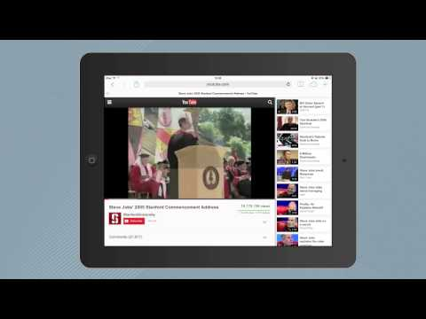 Play YouTube Videos on iPad in the Background