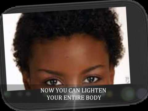 Extreme Skin Lightening, Natural Skin Bleaching without Hydroquinone