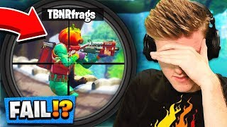 NEVER TRY THIS CHALLENGE in Fortnite! 🤬 w/ Lachlan