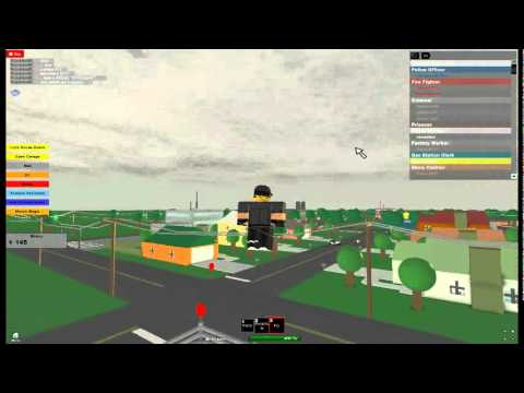 Roblox: Glitch on Welcome to the Town of Robloxia�