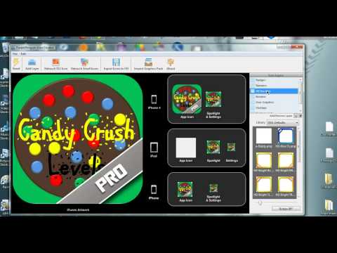 How To Make Android Apps 09   Icon Maker Final