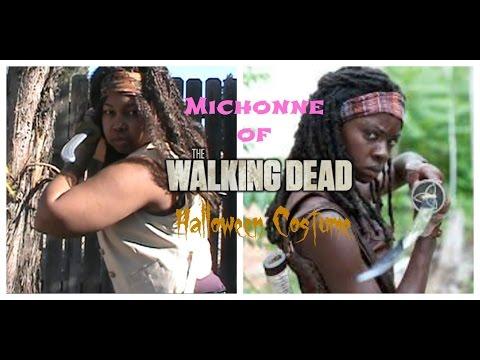 Michonne (The Walking Dead) Halloween Costume
