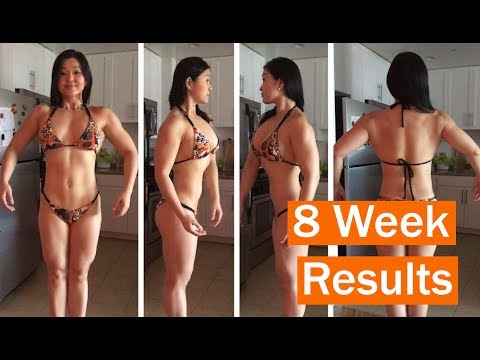 8 Week Transformation Results – Fueled By BPI Sports