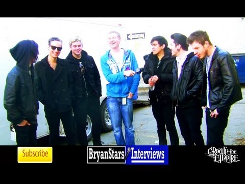 Crown The Empire Interview 2013