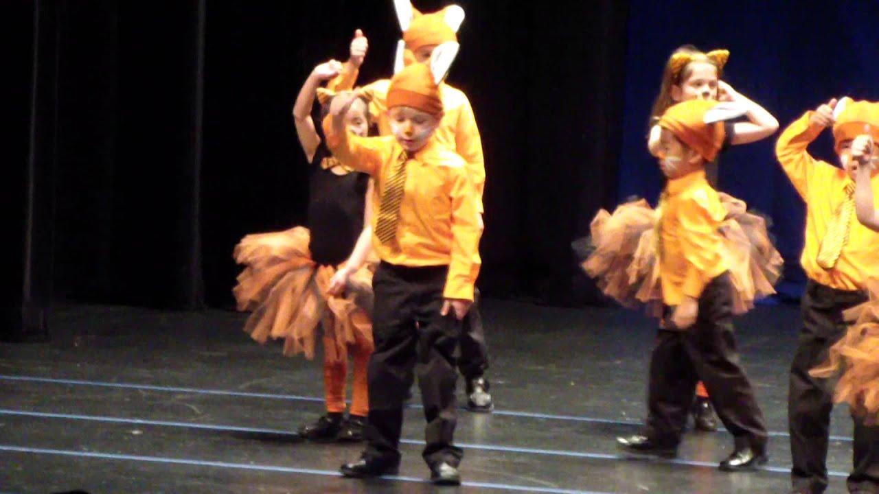 Roar - Jaz' Kindergarten performance