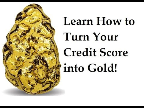 CREDIT REPAIR SECRET: Learn How to Turn Your Credit Score into Gold