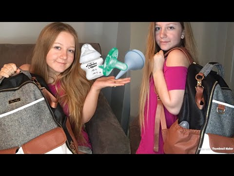 Whats in my Diaper Bag?