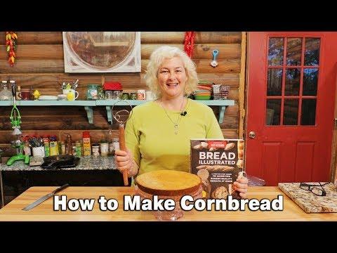How to Make Cornbread: My favorite easy recipe for real cornbread