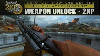 New Cod Wwii Preorder Bonus   3 New Weapons Revealed!