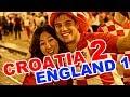 Croatia England 21 Streets Of Zagreb After Win Capital Of Croatia