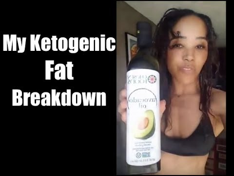 HOW I GET SUPER LEAN ON KETO: My daily fat breakdown