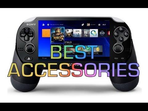 PS Vita / Vita Slim: Best Accessories you must have! (2014-2015) HD