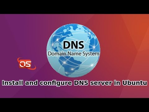 How to configure DNS Name Server in Ubuntu Linux 18.04