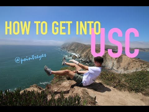 HOW TO GET INTO USC?!? PRO TIPS and XTREME HIKING!!