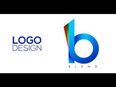 Professional Logo Design - Adobe Illustrator cs6 (BLEND)