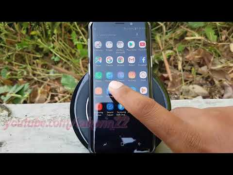 Samsung Galaxy S9 : How to Enable or Disable two separate Facebook Account (Android Oreo)