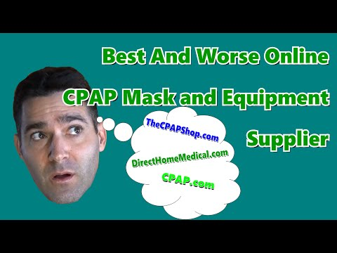 Best and Worst Place to Buy CPAP Equipment Online. Internet DME and Forum Spam