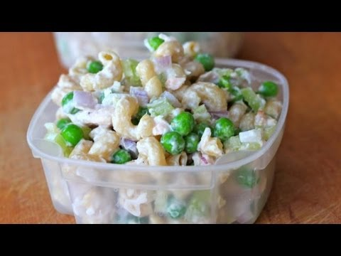 Healthy Tuna Pasta Salad Recipe