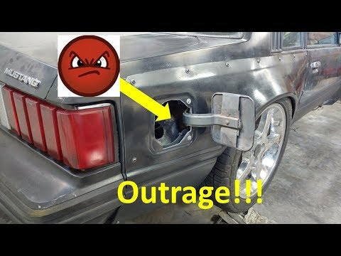 Oregon Outraged Over Pumping Their Own Gas?