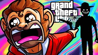 GTA5 Online Funny Moments - Beware the Crocodile Bundy!