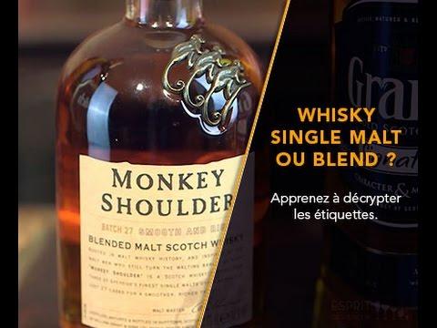 Comment choisir son whisky Blend ou Single Malt ?