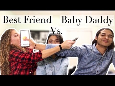 WHO KNOWS ME BEST? | BEST FRIEND VS BABY DADDY