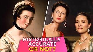 The Best Outlander Costumes Historically Accurate or Not | ⭐OSSA