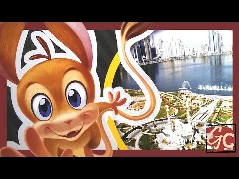 Travel in Sharjah, United Arab Emirates!   The Graticast Vlog