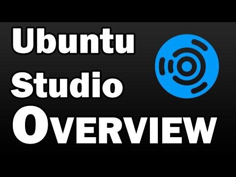 Ubuntu Studio Audio Production Features