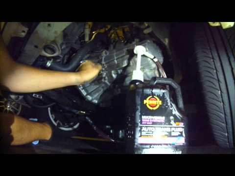 HOW TO: Transmission oil change Part 4