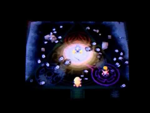 Pokémon Soul Silver: Arceus Event