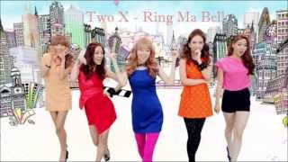 Two X - Ring Ma Bell - Cover by Nic
