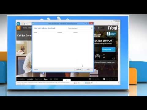 Changing Internet Explorer 10 Default Save Location on Windows® 8