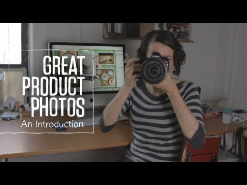 Etsy Success: How to Take Great Product Photos