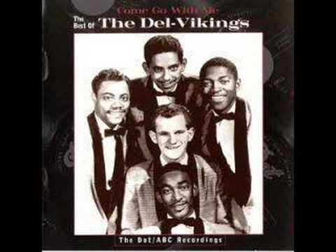Come And Go With Me- The Dell Vikings