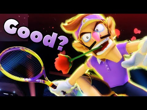 Is Mario Tennis Aces Any Good? (Online Tournament Test)