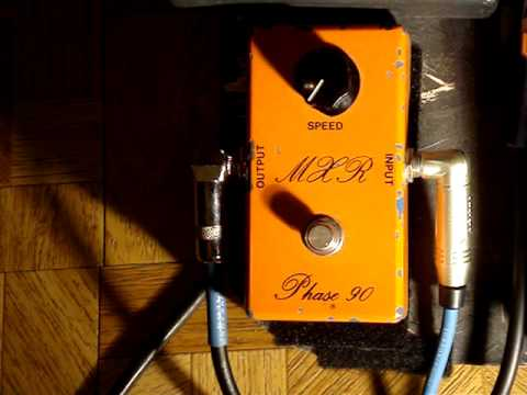 MXR Phase 90 (Vintage Bud Box 1974)