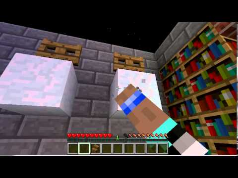 Minecraft:How to make mounted moose head on the wall