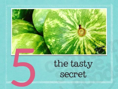 How to Pick a Watermelon thats Sweet Juicy and Delicious