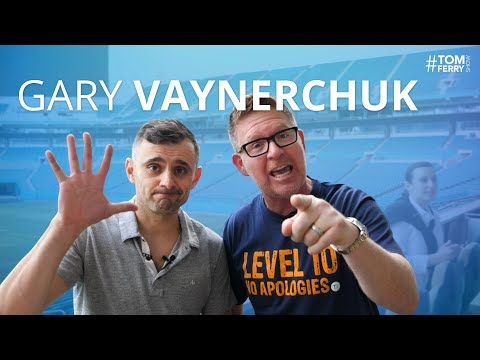 $2 Million is Awesome $7 Million is Better | Gary Vaynerchuk | #TomFerryShow