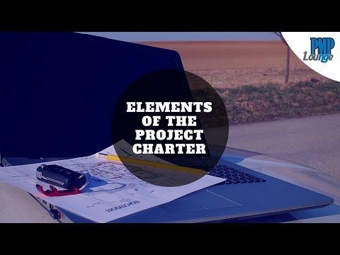 Elements of the Project Charter