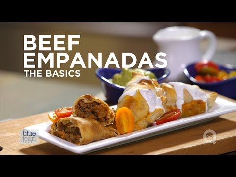 How to Make Beef Empanadas - The Basics on QVC