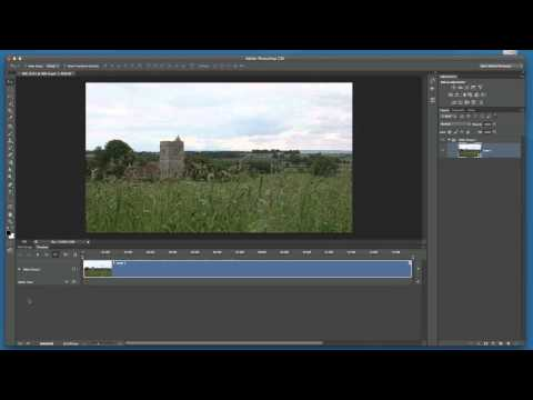Turning Video into Photos with Photoshop CS6