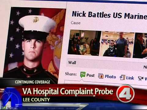 VA hospital complaint probe