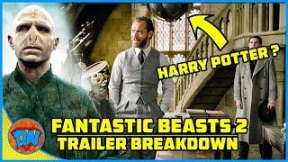 FANTASTIC BEASTS 2 Trailer Breakdown in Hindi (CRIMES OF GRINDELWALD)