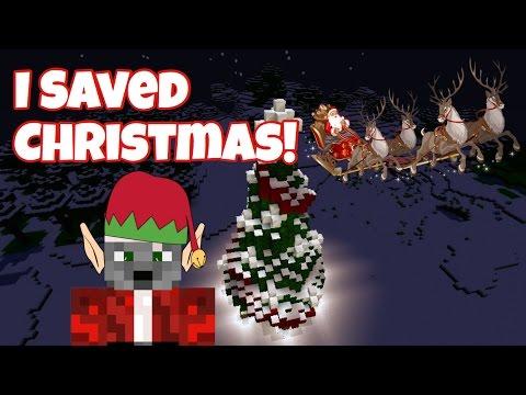 Mcpe Save The Christmas Map [2]