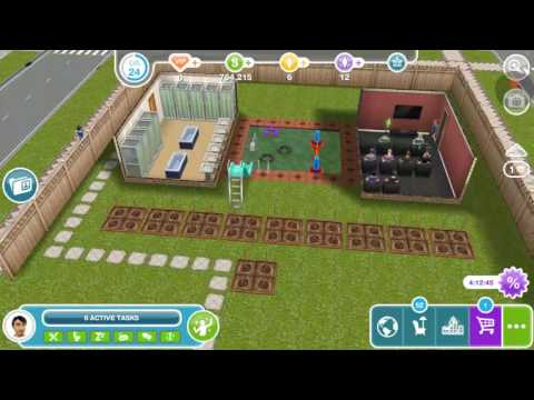 Sims Freeplay cheat sim money and lifestyle points