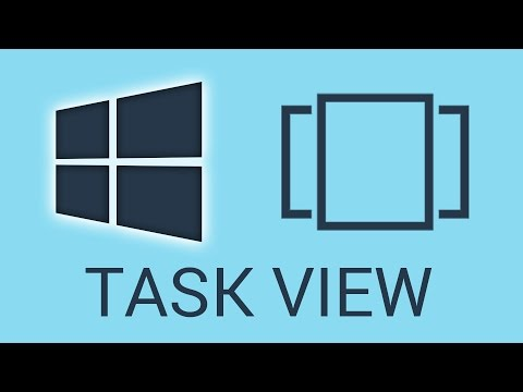 How To Use Windows 10 Task View (Virtual Desktop)
