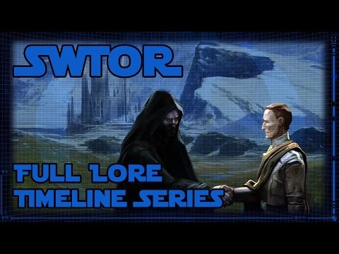 SWTOR - Full Lore Timeline Series
