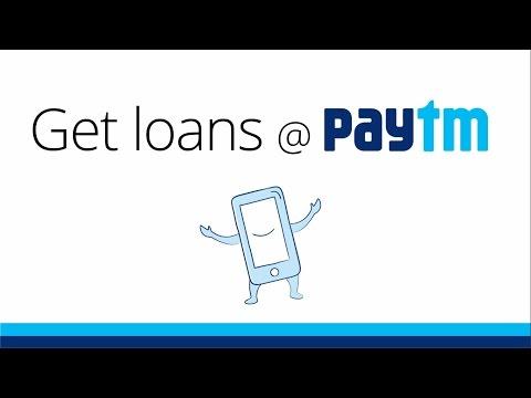Get Loans @ Paytm
